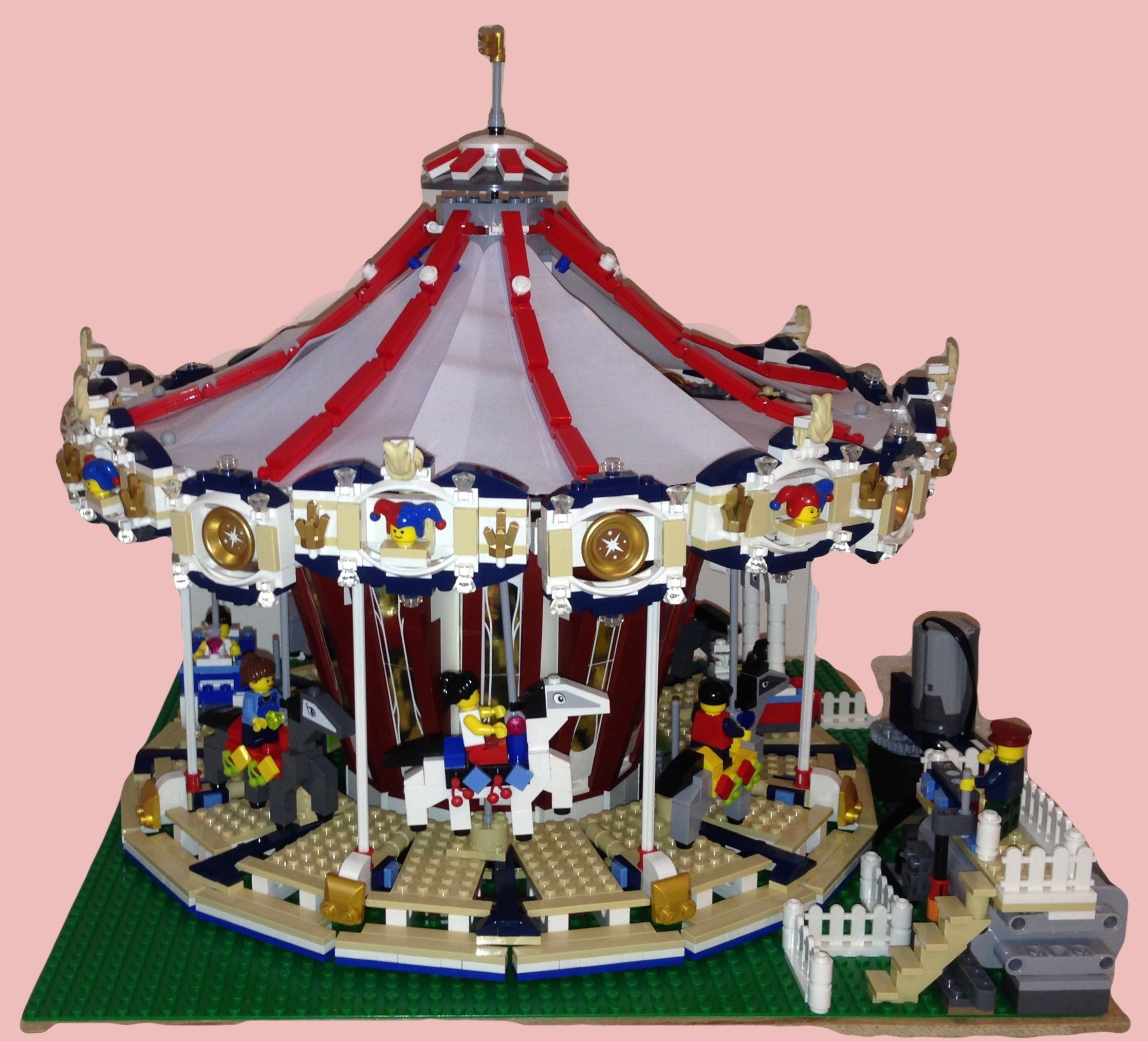 Lego Grand Carouse