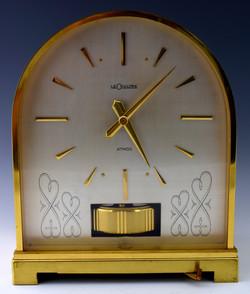 Jaeger LeCoultre Atmos Bollard Clock