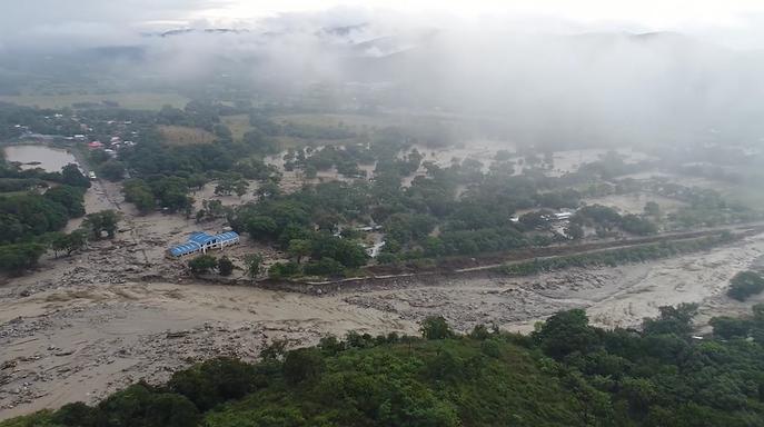 Guatemala hurrican Eta