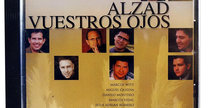 Alzad Vuestros Ojos - CD