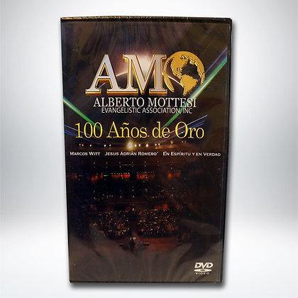 100 Años de Oro - DVD