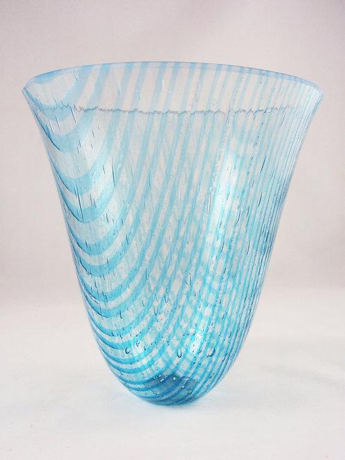 Light blue Drop Vessel