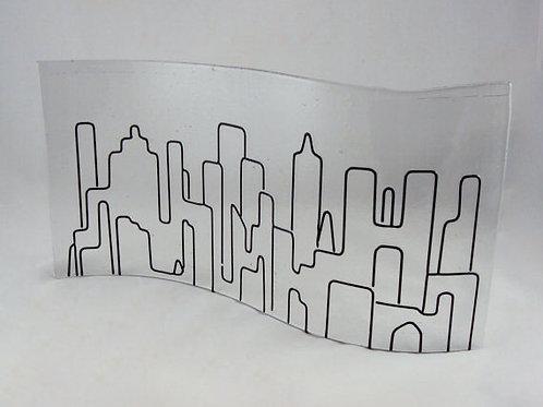 Cityscape Sculpture