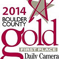 2014 Boulder County First Place Moving Company