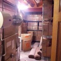 Professionally Packed basement