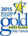 2015 Boulder County First Place Moving Company