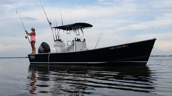 Maryland Fishing Charter