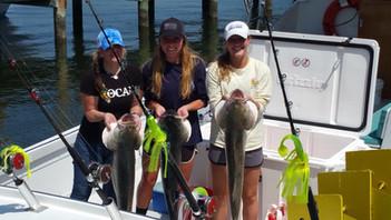 Maryland Fishing Charter Striper