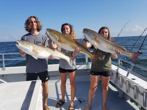 Maryland Red Drum Fishing