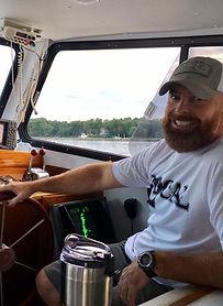Chesapeake Bay Captain Damon K Williams