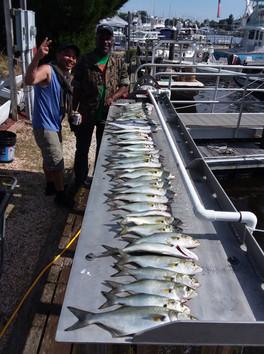 Maryland Charter Fishing