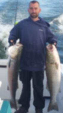 Jacob Stockton Chesapeake Bay Fishing