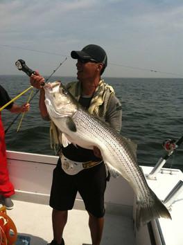 Trophy Rockfish