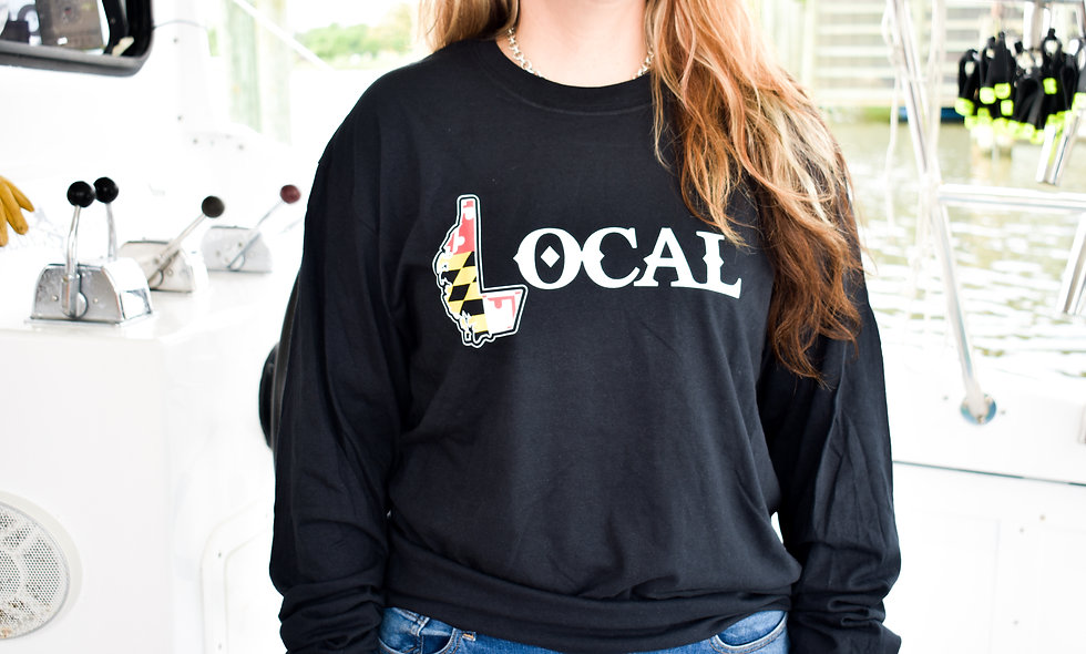 Eastern Shore Long Sleeve