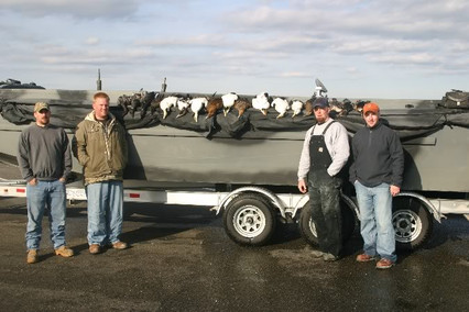 Maryland Sea Duck Hunting