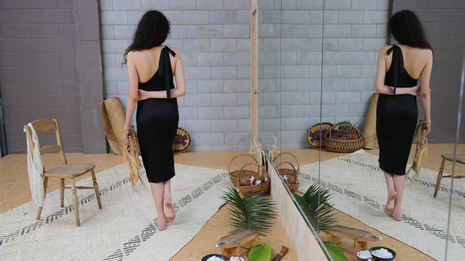 Collaborating with Julia Mea'gau of Sunameke