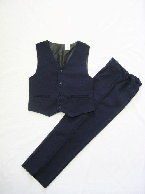 Костюм классический (жилет+брюки)