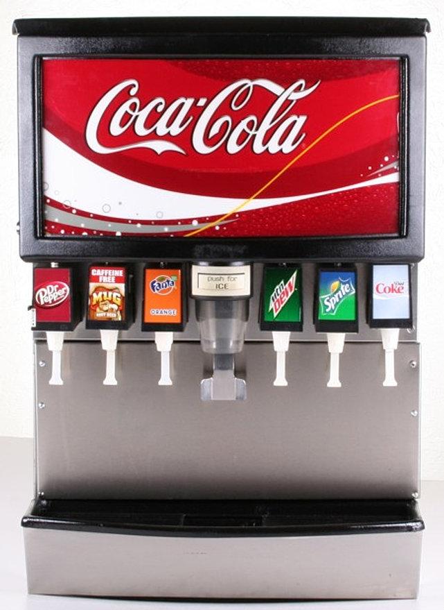 restaurant drink machine