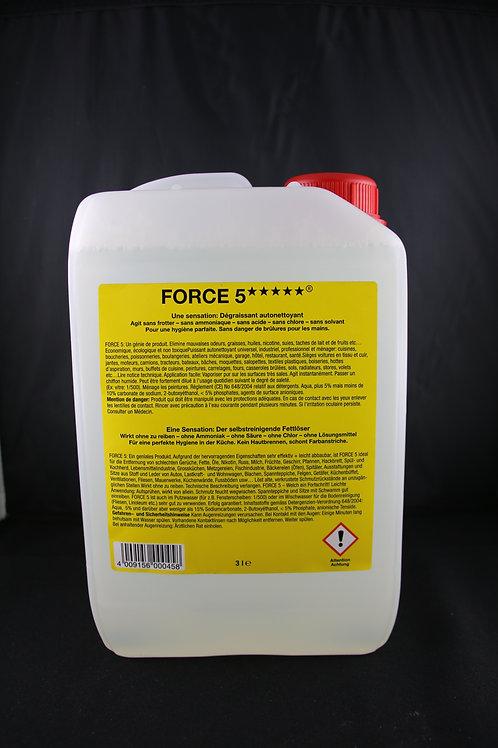 5 Liter Force 5*****