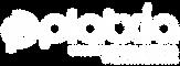 PLATXIA - Logo Horizontal - RGB - Blanco