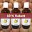 Thumbnail: Citrosept® GKE nach Dr. Harich 100 mL (3er Pack)
