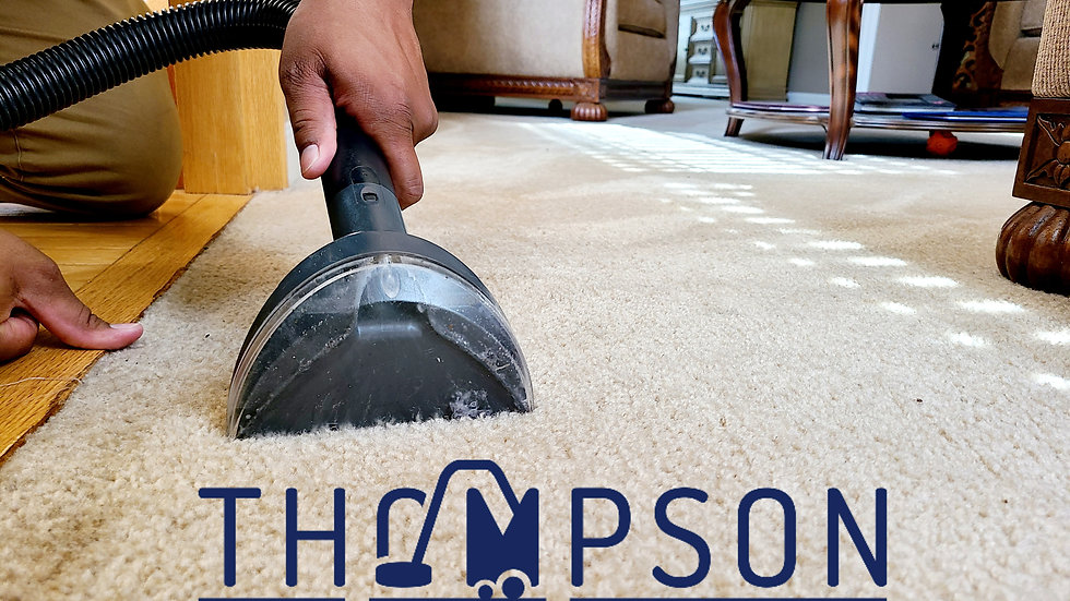 Carpet Cleaning - 8 Standard Rooms