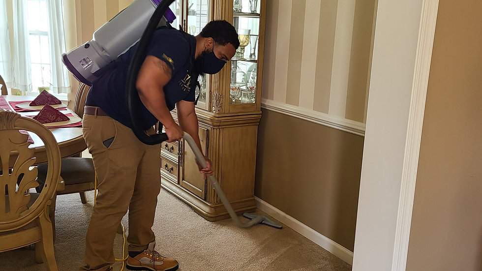 Carpet Cleaning - 3 Standard Rooms