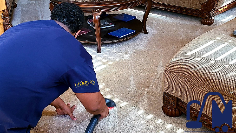 Carpet Cleaning - 5 Standard Rooms
