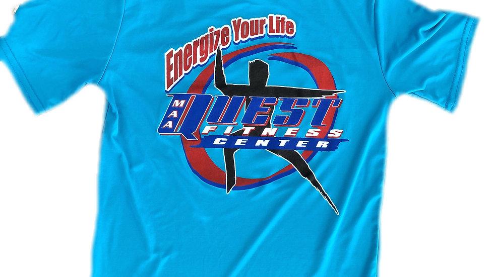 QFC light Blue T-Shirt