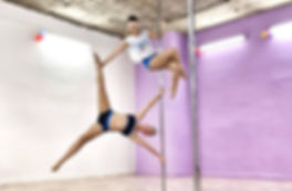 poledance trick