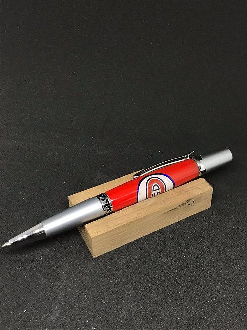 Pro Hockey Beer Bottle Cap Pen - Montreal
