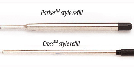 Ink Refills - What's the Difference?