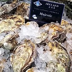 Premium Majestic Oysters No. 3