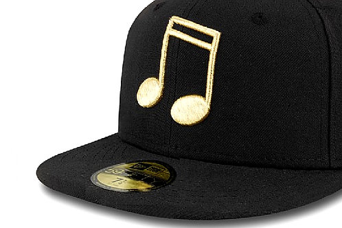 New Era - Music Note Hat