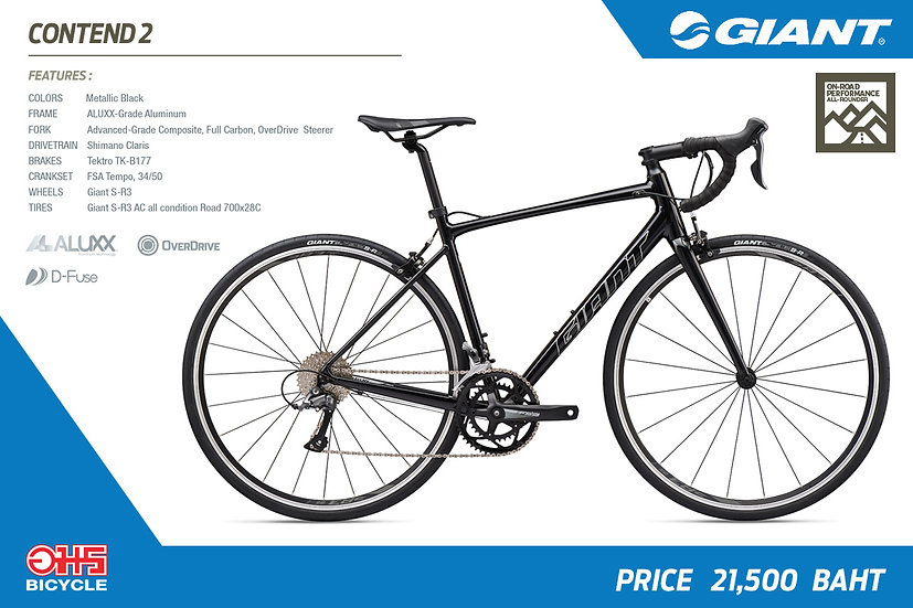 GIANT CONTEND 2 2020