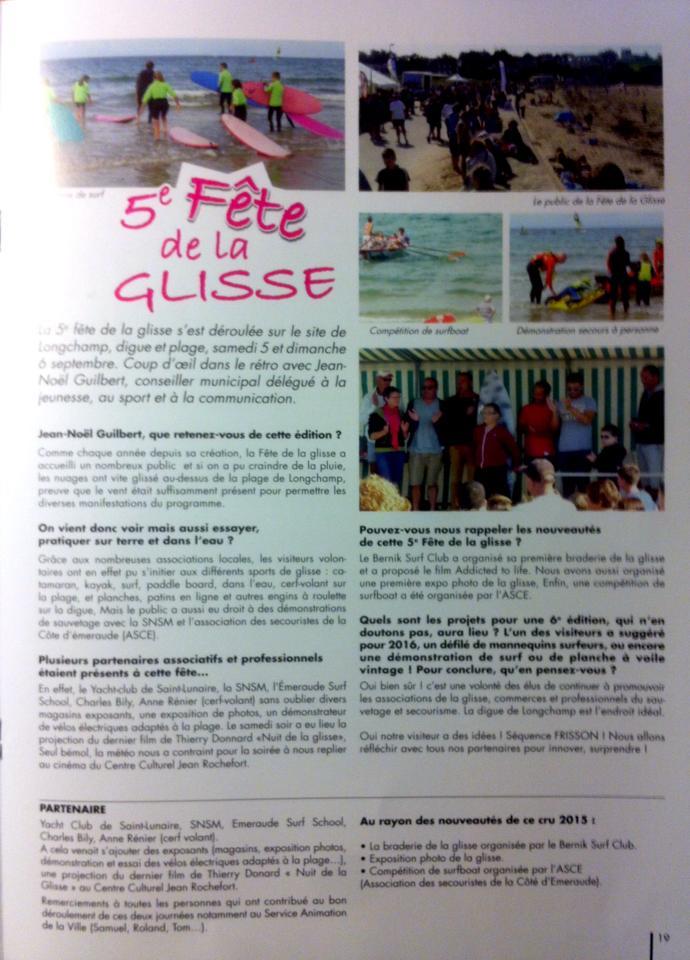 Saint-Lunaire Magazine 2015-2016 - 2