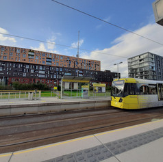 New Islington Tram Stop