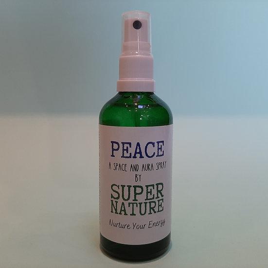 Peace Space and Aura Spray