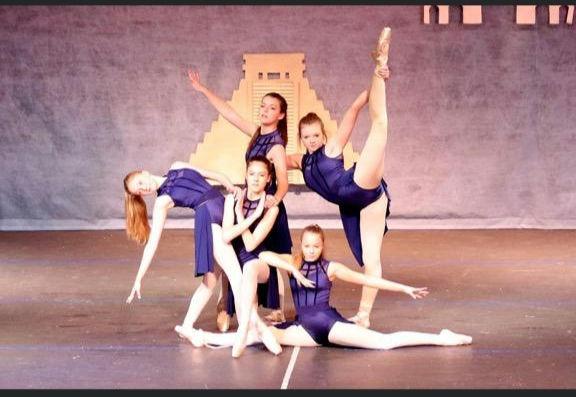 Lyrical & Ballet 9 & Up