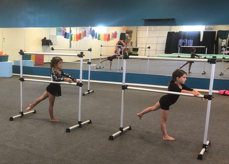 Lyrical & Ballet Ages 6-8