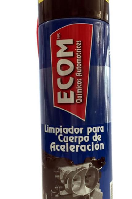 LIMPIADOR CUERPO DE ACELERACIÓN