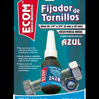 FIJADOR DE TORNILLOS AZUL