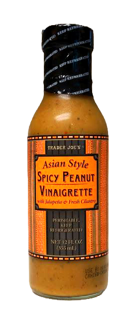 Spicy Peanut Dressing