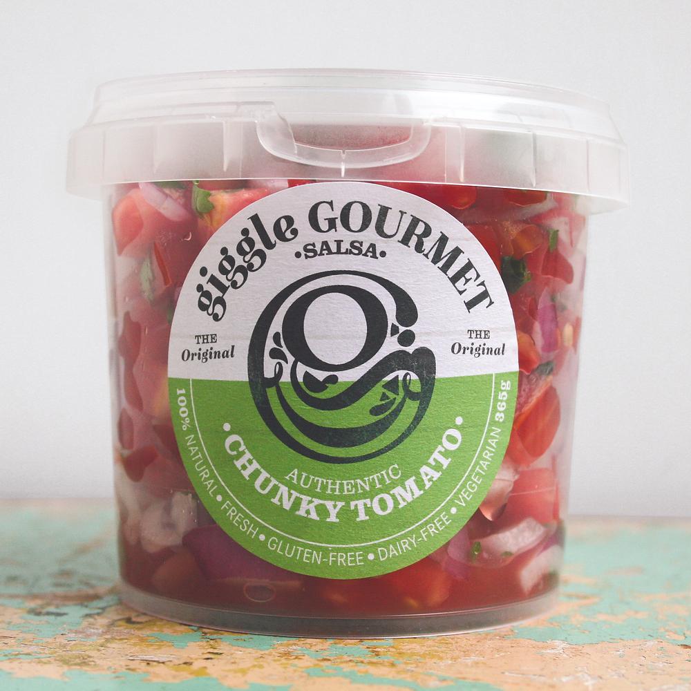 giggle gourmet salsa