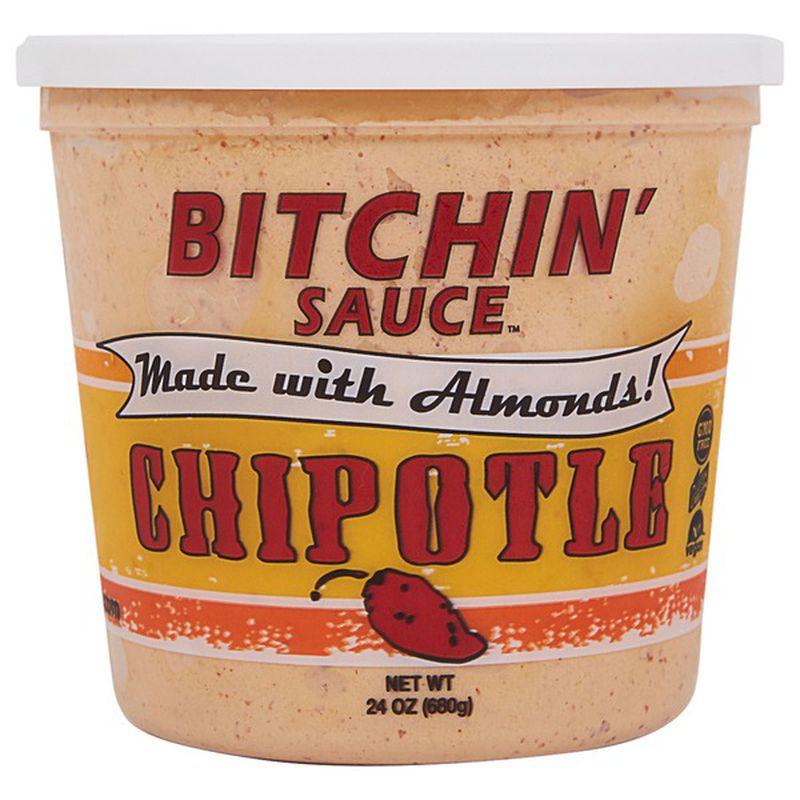 bitchin' sauce