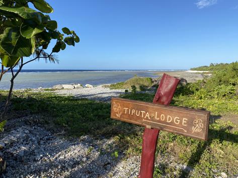 Bienvenue au Tiputa Lodge
