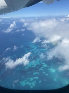 Tuamotu vu du ciel