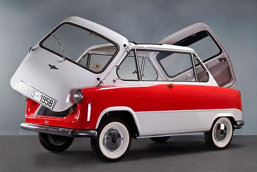 JANUS 1958 Germania