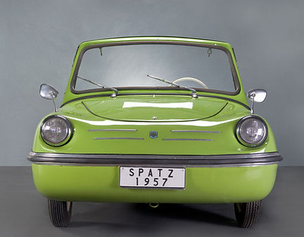 Spatz 1956-58 Germania