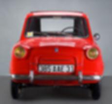 Acma Vespa 400 1958 Italia